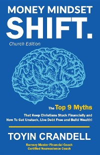 Cover Money Mindset SHIFT. Church Edition