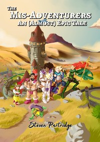Cover The Mis-Adventurers