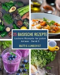 Cover 25 basische Rezepte