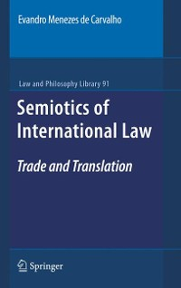 Cover Semiotics of International Law