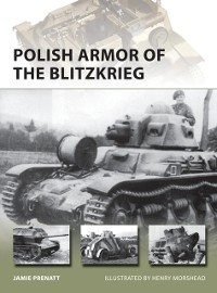 Cover Polish Armor of the Blitzkrieg