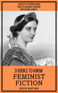 Cover 3 books to know Feminist Fiction