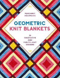 Cover Geometric Knit Blankets