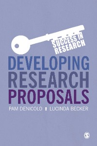Cover Developing Research Proposals