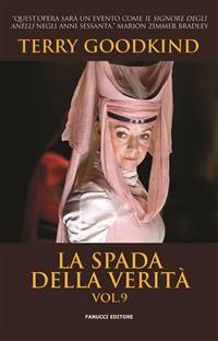 Cover La Spada della Verità vol. 9