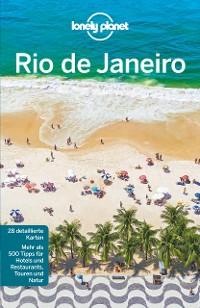 Cover Lonely Planet Reiseführer Rio de Janeiro