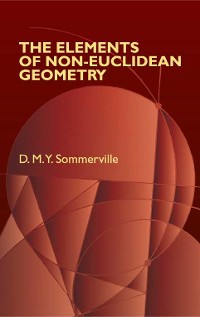 Cover The Elements of Non-Euclidean Geometry