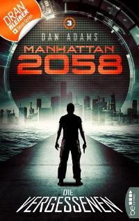 Cover Manhattan 2058 - Folge 3
