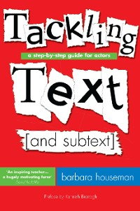 Cover Tackling Text [and subtext]