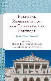 Cover Political Representation and Citizenship in Portugal