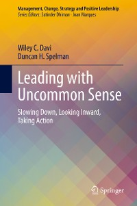 Cover Leading with Uncommon Sense