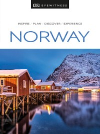 Cover DK Eyewitness Travel Guide Norway
