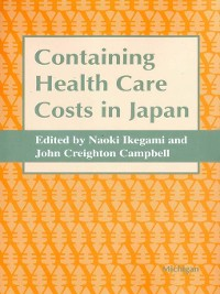 Cover Containing Health Care Costs in Japan