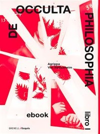 Cover De occulta philosophia