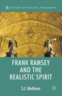 Cover Frank Ramsey and the Realistic Spirit