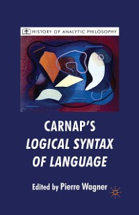 Cover Carnap's Logical Syntax of Language