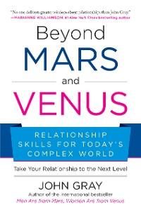 Cover Beyond Mars and Venus