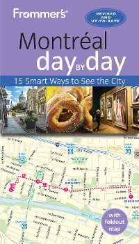 Cover Frommer's Montreal day by day