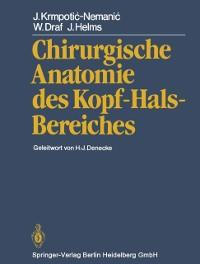 Cover Chirurgische Anatomie des Kopf-Hals-Bereiches