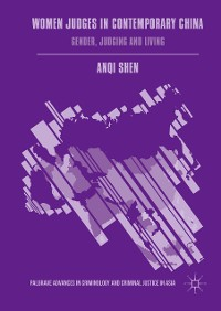 Cover Women Judges in Contemporary China