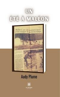 Cover Un été à Maléon