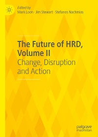 Cover The Future of HRD, Volume II