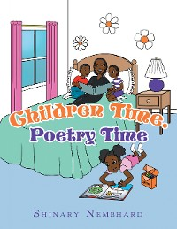 Cover Children Time. Poetry Time