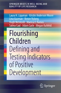 Cover Flourishing Children