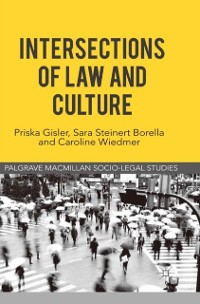 Cover Intersections of Law and Culture