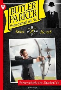 Cover Butler Parker 228 – Kriminalroman