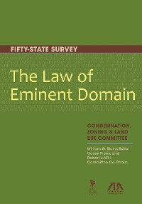 Cover The Law of Eminent Domain