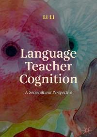 Cover Language Teacher Cognition
