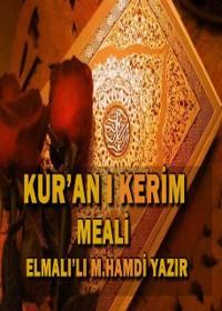 Cover Kur'an-A  Kerim Meali