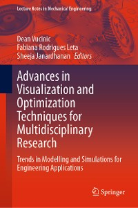 Cover Advances in Visualization and Optimization Techniques for Multidisciplinary Research