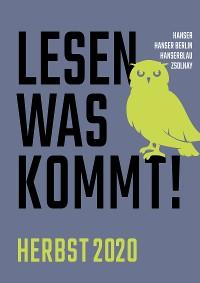 Cover Lesen, was kommt!