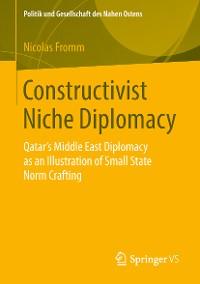 Cover Constructivist Niche Diplomacy