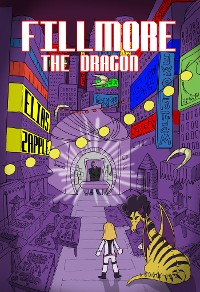 Cover Fillmore the Dragon