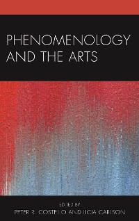 Cover Phenomenology and the Arts
