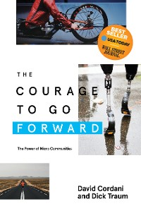 Cover The Courage to Go Forward