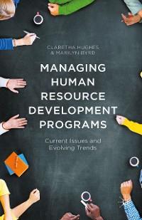 Cover Managing Human Resource Development Programs