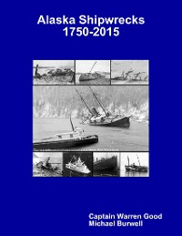 Cover Alaska Shipwrecks 1750-2015