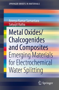 Cover Metal Oxides/Chalcogenides and Composites