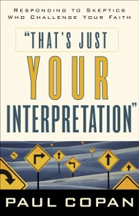 Cover That's Just Your Interpretation