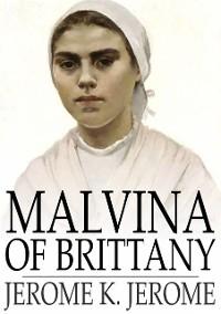 Cover Malvina of Brittany