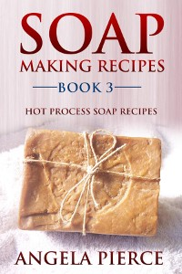 Cover Soap Making Recipes Book 3