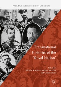 Cover Transnational Histories of the 'Royal Nation'