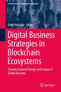 Cover Digital Business Strategies in Blockchain Ecosystems