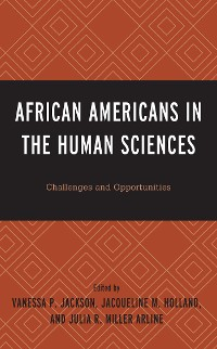 Cover African Americans in the Human Sciences