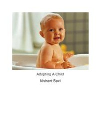 Cover Adopting A Child