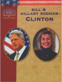 Cover Bill & Hillary Rodham Clinton